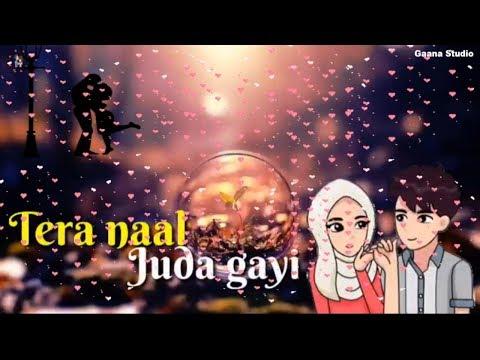 Tu Milea whatsapp status video Prabh Gill   Mannat Noor   New Punjabi song manu ise janam wicha