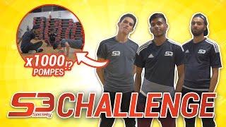 S3 Challenge qui sera le meilleur entre Moss Hani et Logan - @S3society