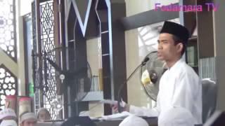 Bagaimana hukum mengucapkan selamat ulang tahun? Ustadz Abdul Somad