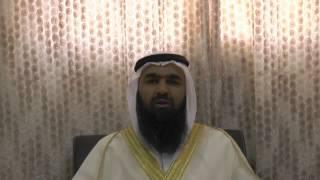 مشروع العمر -للشيخ الدكتور محمد هشام الطاهري