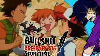 Bullshit Creepypasta Storytime: Pokemon Blood Red