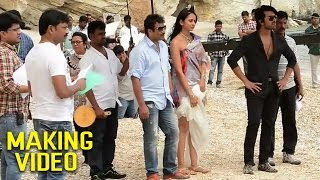 Ramcharan Brucelee Movie Unseen Making Video || RakulPreet Singh