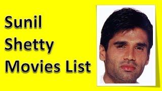 Sunil Shetty Movies List