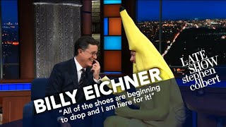 Billy Eichner Is A Banana Who Hates The President