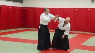 Aikido - Kihon - Ikkyo et Nykyo