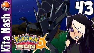 Pokemon Sun & Moon Post Game PART 43: NECROZMA LEGENDARY POKEMON |Let's Play Walkthrough [3DS]