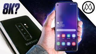 The Samsung Galaxy S10 looks…Interesting...
