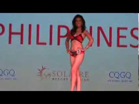 Miss World Philippines 2013 Press Presentation