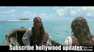 HINDI CAPTAIN JACK SPARROW HATES ANGELICA BEST COMEDY EVER POTC 4