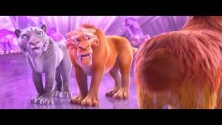 "Ice Age Collision Course Movie Clip ""Shangri Llama"" - Ice Age 5"