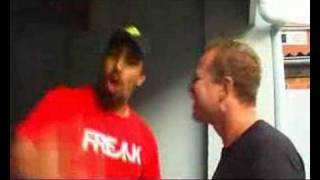Moe Bulldogs Rapping With Sunny Abberton