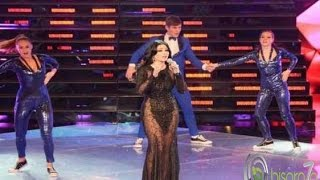 Haifa Wehbe's Bare Bottom in Star Academy 10 - هيفاء وهبي