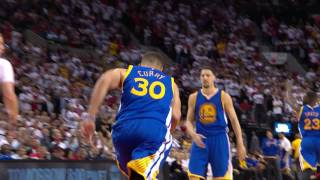 Stephen Curry Historic Record Setting Overtime Performance