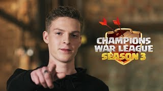 Clash of Clans - Champions War League Season 3 - OneHive vs Faked WGM spotlight