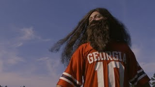 SEC Shorts - College football fan rises from hibernation for SEC Media Days