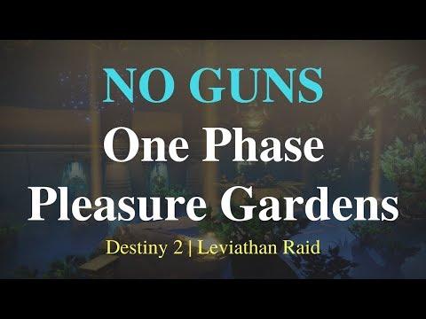 Xxx Mp4 NO GUNS One Phase Pleasure Gardens Melees And Grenades Leviathan Raid 3gp Sex
