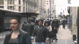Spring 2001 New York Macys and Bloomingdales, 2000s Archive Footage