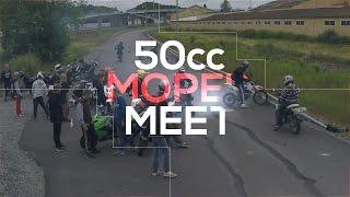 50cc & 125cc Moped Meet [NTK EDIT] + Drone Edit | Älvängen Meet 2015