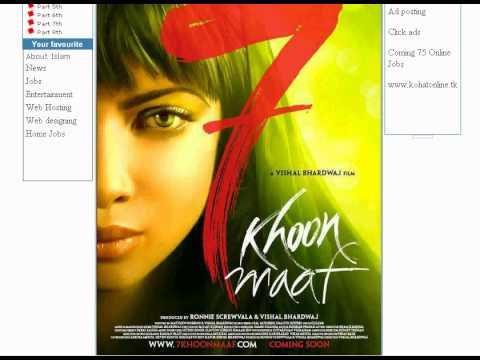 Xxx Mp4 7 Khoon Maaf Watch Online Or Download Www Kohatonline Tk 3gp Sex