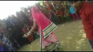 Gujjar lady dance