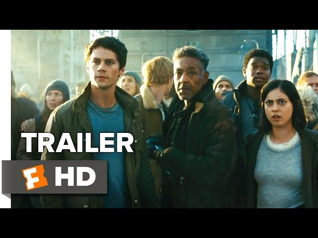 Maze Runner: The Death Cure Trailer #1 (2018)   Movieclips Trailers