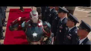 IRON MAN 3 Bande-annonce Officielle version français Marvel HD