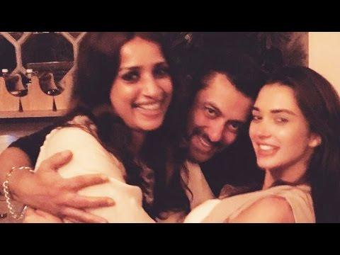 Xxx Mp4 Salman Khan PARTIES With Amy Jackson HOT Girls 3gp Sex