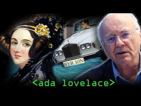 Xxx Mp4 Computer Science S Wonder Woman Ada Lovelace Computerphile 3gp Sex