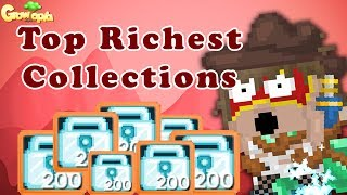 Growtopia | TOP 10 RAREST COLLECTION WORLD