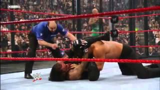 Batista vs The Undertaker vs Big Daddy V vs Finlay vs MVP vs The Great Khali (NO WAY OUT)