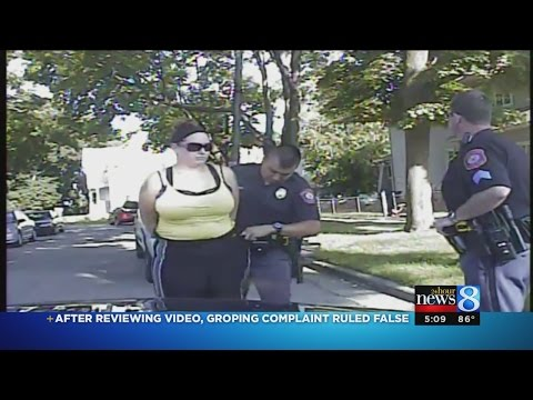 Xxx Mp4 Woman Falsely Accuses GRPD Officer Of Groping Her 3gp Sex