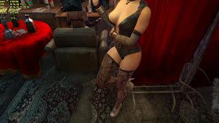 Metro: Last Light Sexy girls & Bonus | AMAZING STRIP DANCE