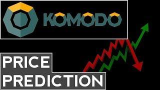 Komodo Price Prediction, Analysis, Forecast (2017-2018)