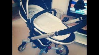 Babys New Pram Has Arrived!