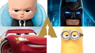 "2018 OSCAR Nominees ""Best Animated Film"" (Long List) HD"