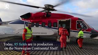 Oil and gas Norway - Ministry of Petroleum and Energy