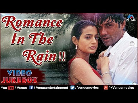 Romance In The Rain : Hot Bollywood Songs || Video Jukebox