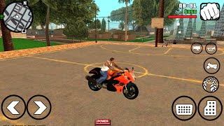 Gta San Andreas - Gameplay - Android