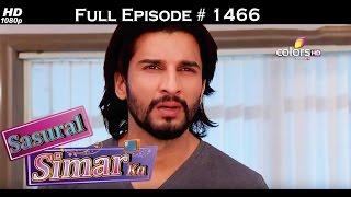 Sasural Simar Ka - 7th April 2016 - ससुराल सीमर का - Full Episode (HD)