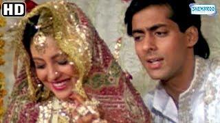 Romantic Scenes from Sanam Bewafa (HD) Salman Khan - Chandni - Hit Bollywood Movie