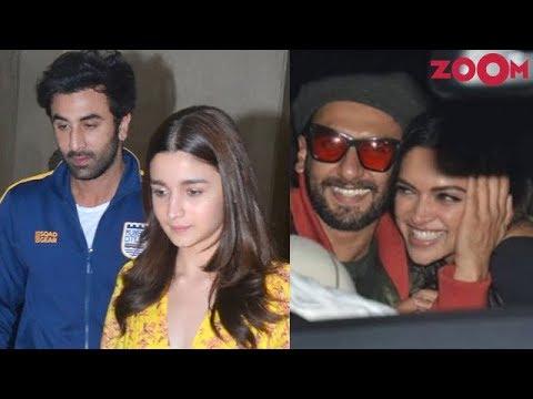 Xxx Mp4 Tension Between Alia Bhatt Ranbir Kapoor Ranveer Deepika S Romance In Public Bolly Quickie 3gp Sex