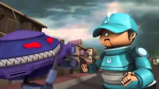 Boboiboy musim 3 episode 20  Boboibot Air