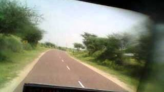 Dungergarh to kitasar NH-11----to extort toll on empty 2-Lane NH road---NHDP-IV Scam