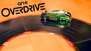 Unboxing and Review of Fun Anki Overdrive Track Car Starter Kit and New Supertrucks for Kids