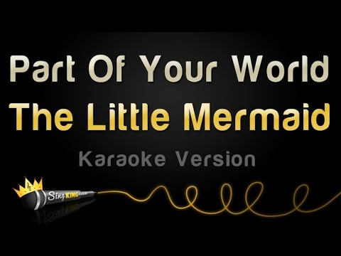 Download The Little Mermaid - Part Of Your World (Karaoke Version)