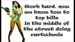 2012 (It Ain't The End) Lyrics  -Nicki's Verse-