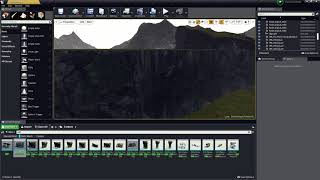 Unreal Engine 4 The Village part 2 Buidling the world Up more!