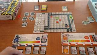 RoboRally2016 Game Play