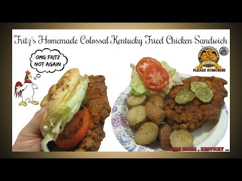Xxx Mp4 Mrs Carliss Spices Kentucky Fried Chicken Sandwich 3gp Sex