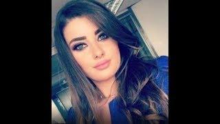 أحدث صور لملكة جمال فلسطين التي أسرت بجمالها القلوب